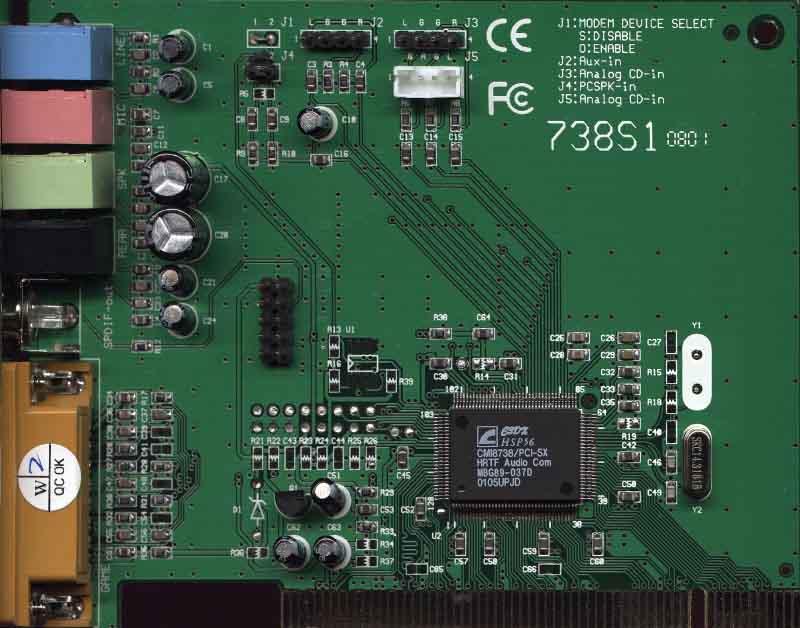 Скачать Cmi8738 Sx Драйвер Windows 7 - фото 11